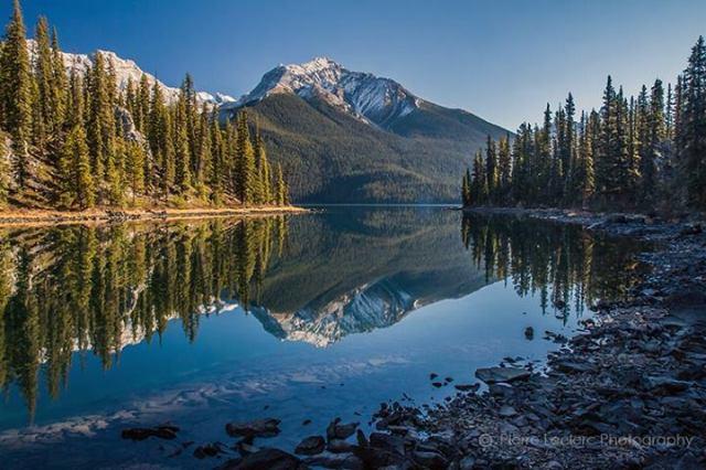 Pierre Leclerc Photography - Maligne Lake, Jasper National Park Alberta, Canada