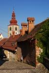 Ptuj, Slovenia (34) - St George's Church - Ptuj Tower