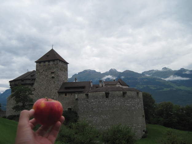 Vaduz, Liechtenstein - by Conor Bolas